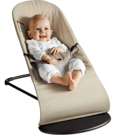 BabyBjorn Bouncer Balance Soft - suitable from birth up to 29 lbs