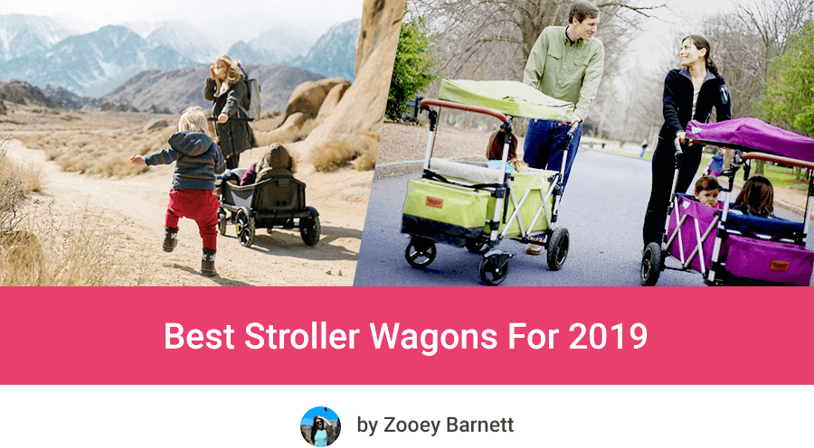 Best Stroller Wagons 2019