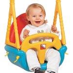 EDU-PLAY Baby Outdoor Swing Seat 3-in-1