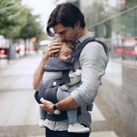 Ergobaby 360 Baby Carrier - Suitable For Toddlers and Bigger Kids