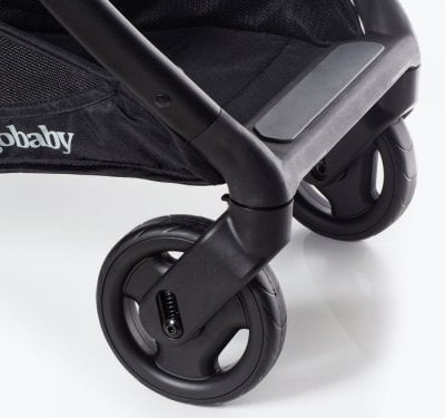 Ergobaby Metro - Front wheels with suspension