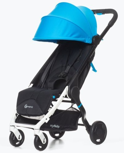 Ergobaby Metro - Lots of cushy padding