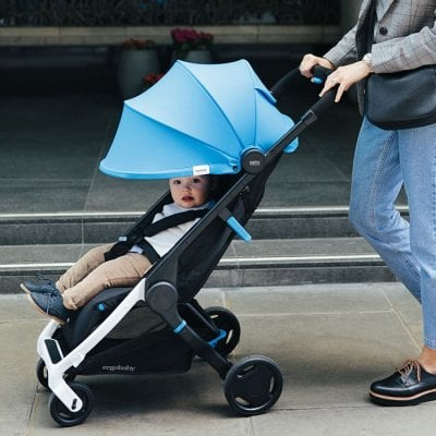 Ergobaby Metro - New lightwieght city stroller