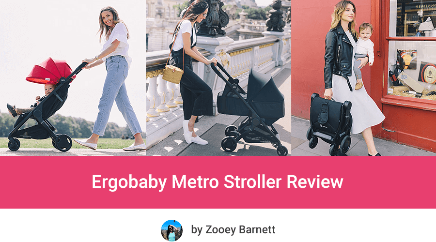 3066c644107 Ergobaby Metro Review – FIRST Lightweight Stroller By Ergobaby