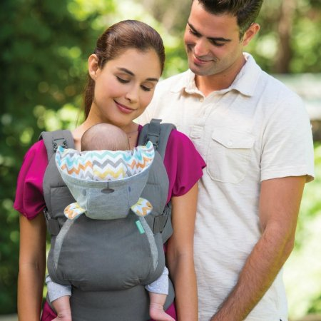 Infantino Cuddle Up - Most affordable carrier for toddlers