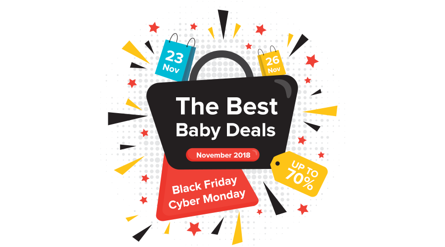 b58942bde 2018 Best Black Friday & Cyber Monday Deals For Baby Products