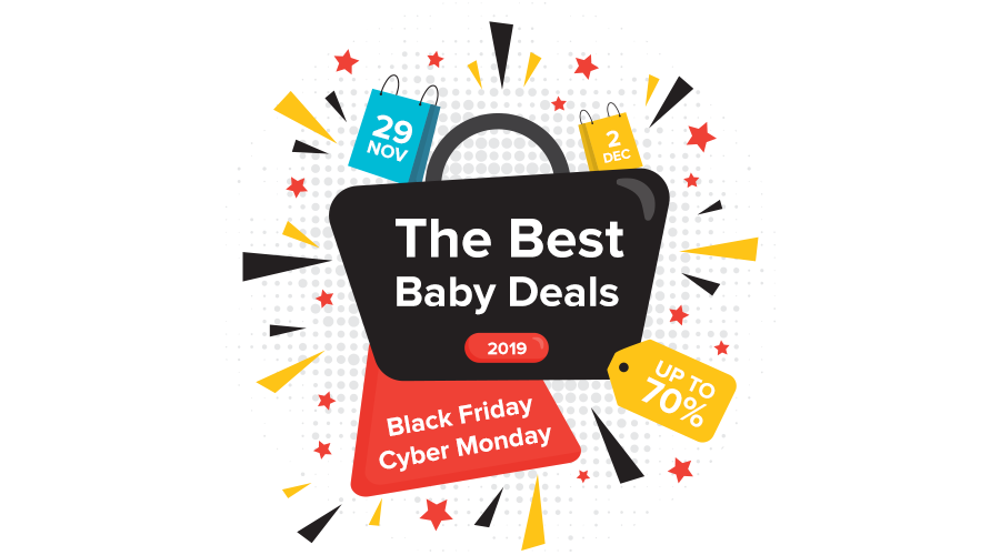 Black Friday and Cyber Monday 2019 baby products