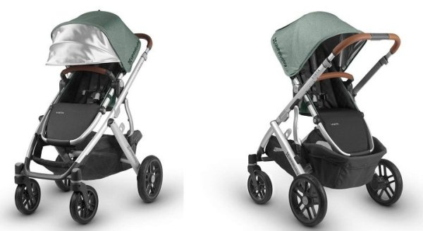 UPPAbaby VISTA - Reversible seat