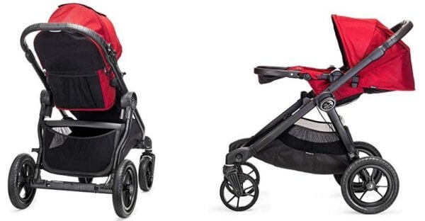 Absorbering Portable Two-way Push Cart For Four Seasons Use Travel Plus 2 Set And To Have A Long Life. Have An Inquiring Mind Baby Stroller Reclining Lightweight Folding Shock Baby Stroller