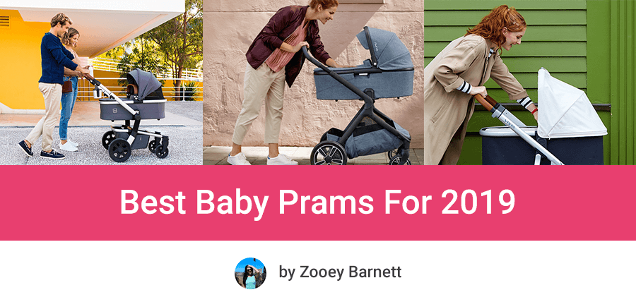 Best Baby Prams 2019 Mom S Favorite Strollers With Bassinet