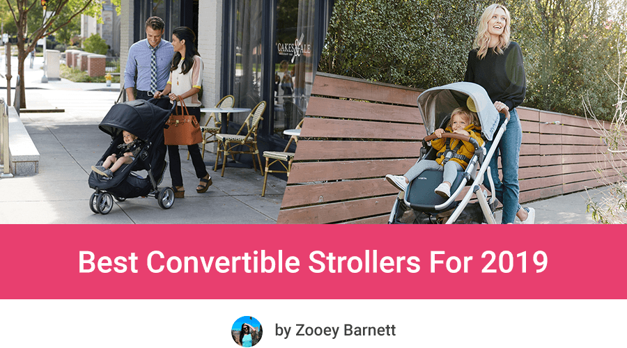 TOP-RATED Best Convertible Strollers For 2019 - Complete Ranking