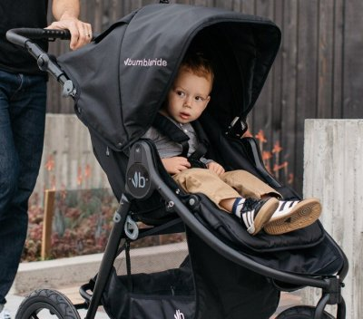 Bumbleride Indie Stroller - One of the best strollers for 2019