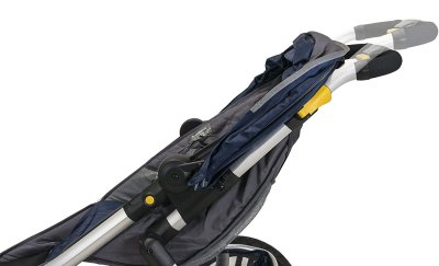 Burley Solstice Jogger - Extendable handlebar
