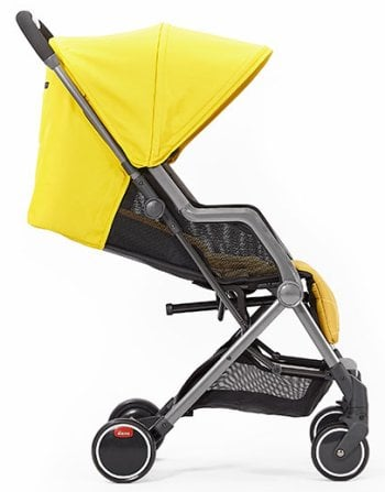 Mother & Kids Four Wheels Stroller Have An Inquiring Mind Baby Stroller Reclining Lightweight Folding Shock Absorbering Portable Two-way Push Cart For Four Seasons Use Travel Plus 2 Set And To Have A Long Life.