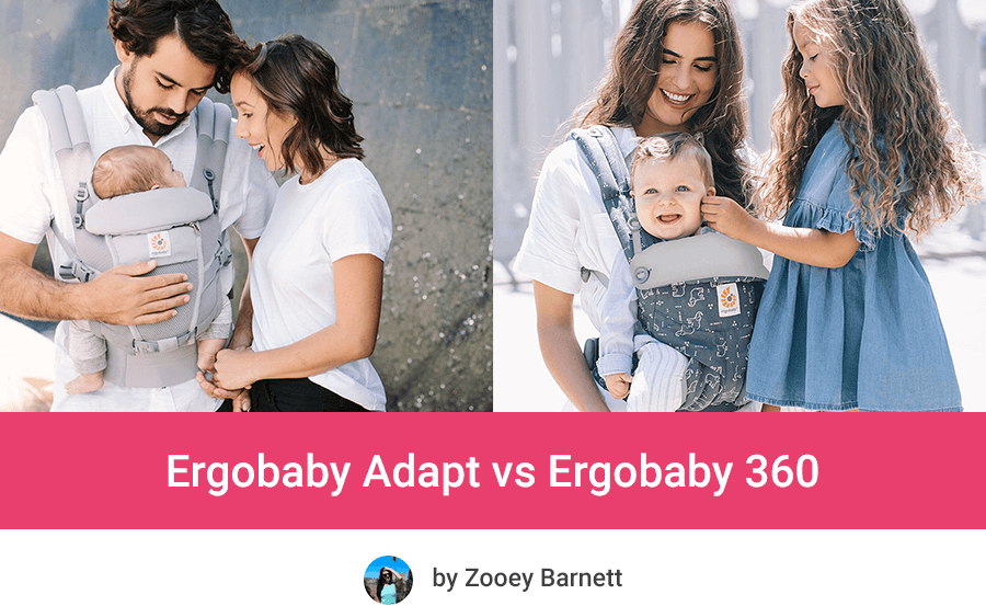 84a76519912 Ergobaby Adapt vs 360 - Which Baby Carrier Is Best For You