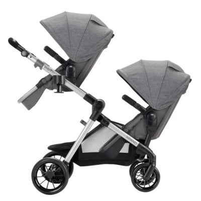 Evenflo Xpand Modular Double Stroller with two seats
