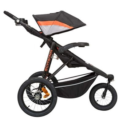 Schwinn Interval Jogging Stroller - Canopy