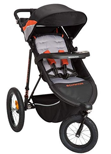 Schwinn Interval Jogging Stroller (One of the best jogging strollers for 2020)