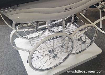 Silver Cross Balmoral Pram - For newborn baby