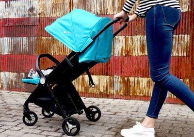 Silver Cross Jet - New compact city and travel stroller