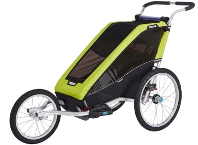 Thule Cheetah XT - Alternative for jogging stroller