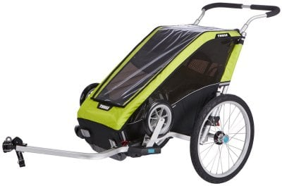 Thule Cheetah XT - Multi-sport trailer