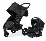 Britax B-Free B-Safe Ultra Travel System (2019)
