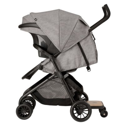 Evenflo Sibby Travel System - comes with an infant car seat and standing board