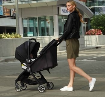 Baby Jogger City Tour 2 - Compatible with infant car seats