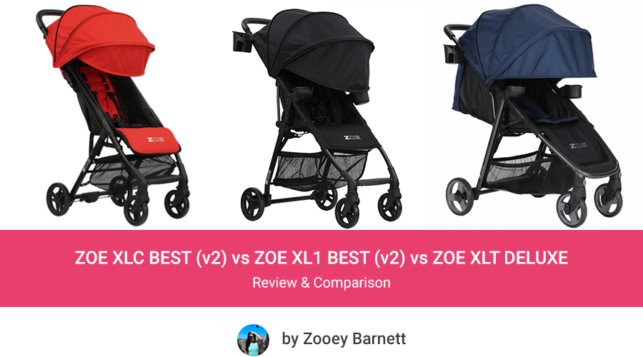 Zoe Strollers Most Comprehensive Review Comparison 2019