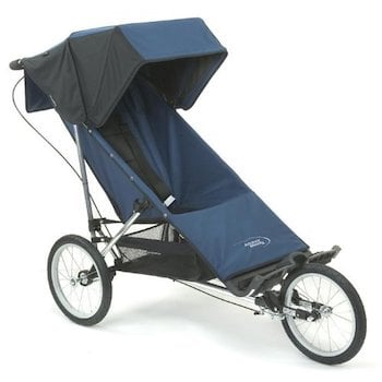 Advanced Mobility Freedom by Baby Jogger