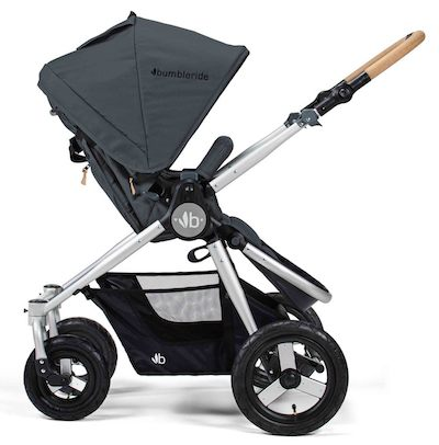 Bumbleride Era - new stroller for 2019 with reversible seat and all-terrain wheels