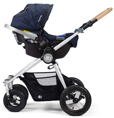 Bumbleride Era with Nuna infant car seat