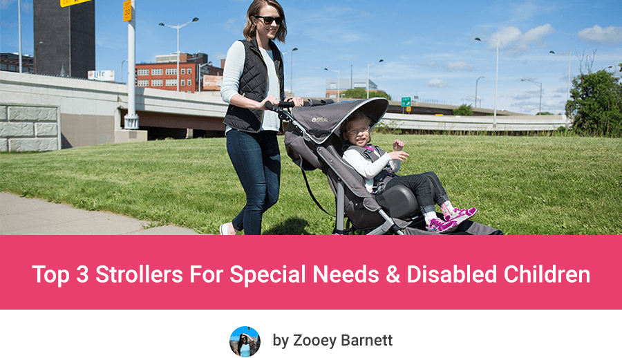 Strollers for special needs