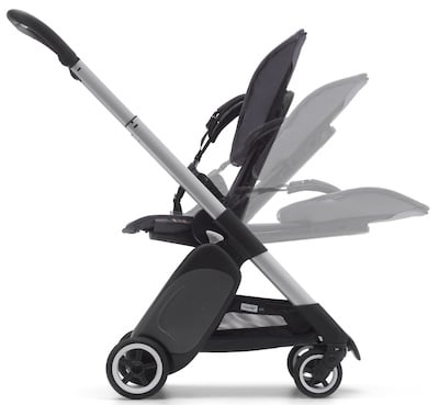 Bugaboo Ant - 3 reclining positions