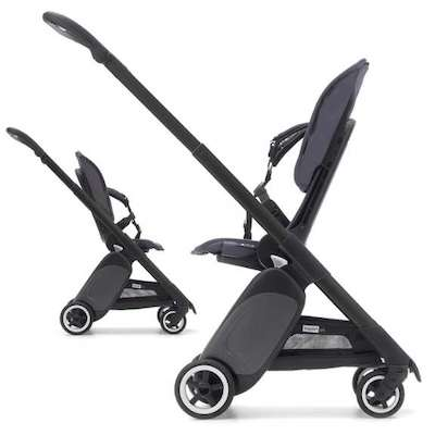 Bugaboo Ant - New lightweight stroller with reversible seat