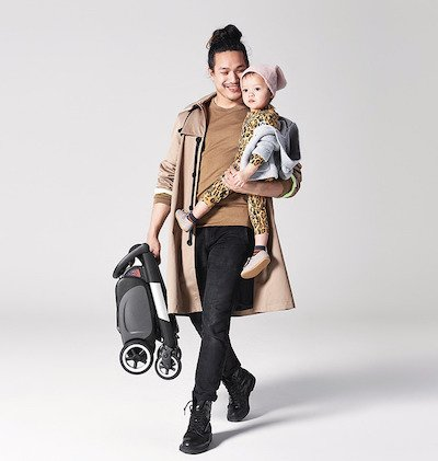 Bugaboo Ant - lightweight and portable stroller
