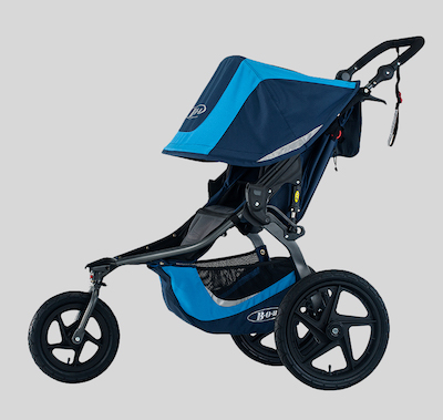 BOB Revolution Flex 3.0 - jogging stroller for big kids in 2020