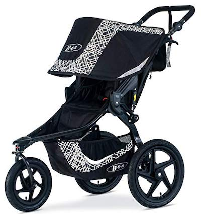 BOB Revolution Flex 3.0 Lunar - new best stroller for 2019