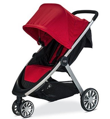 Britax B-Lively Big Kid Stroller
