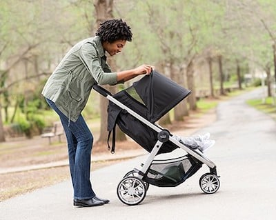Britax B-Lively - new redesigned stroller for big toddler