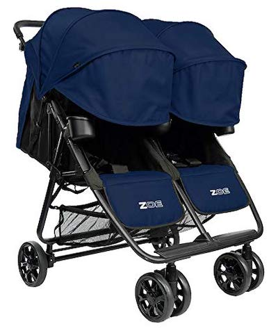 ZOE XL2 Best Double Stroller 2019
