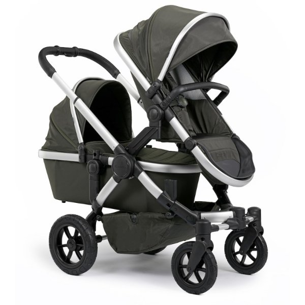 iCandy Peach All-Terrain as a double stroller