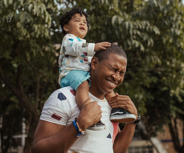 Effects of father's involvement on child's development