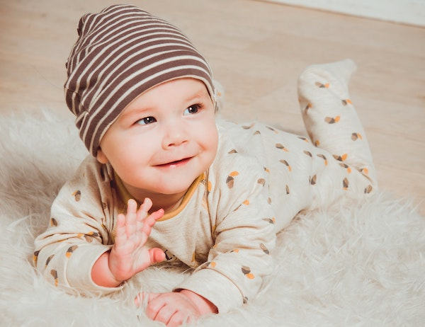If done correctly, tummy time has lots of positive effects on baby's development