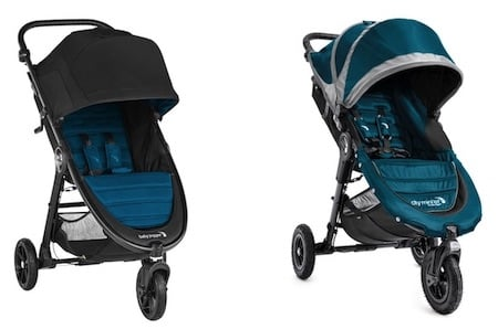 Baby Jogger City Mini GT and GT2 - The seat
