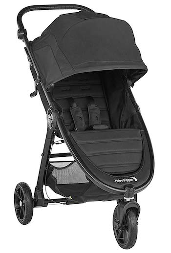 Baby Jogger City Mini GT2 - new convertible stroller by Baby Jogger