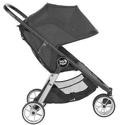 Baby Jogger City Mini 2 - Redesigned canopy