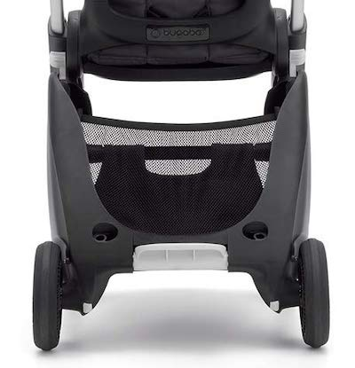 Bugaboo Ant - The back of the stroller