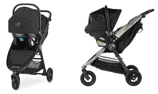 City Mini GT2 Travel System vs City Mini GT Travel System
